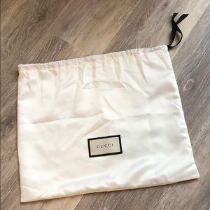 Gucci small soho dust bag
